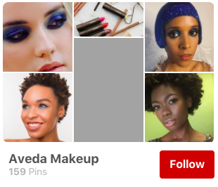 Pinterest: Aveda Makeup