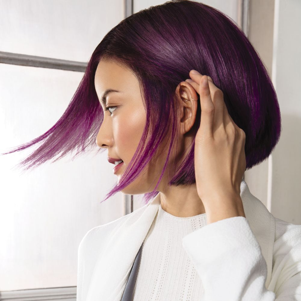 violet-colored-hair-temporary-dye